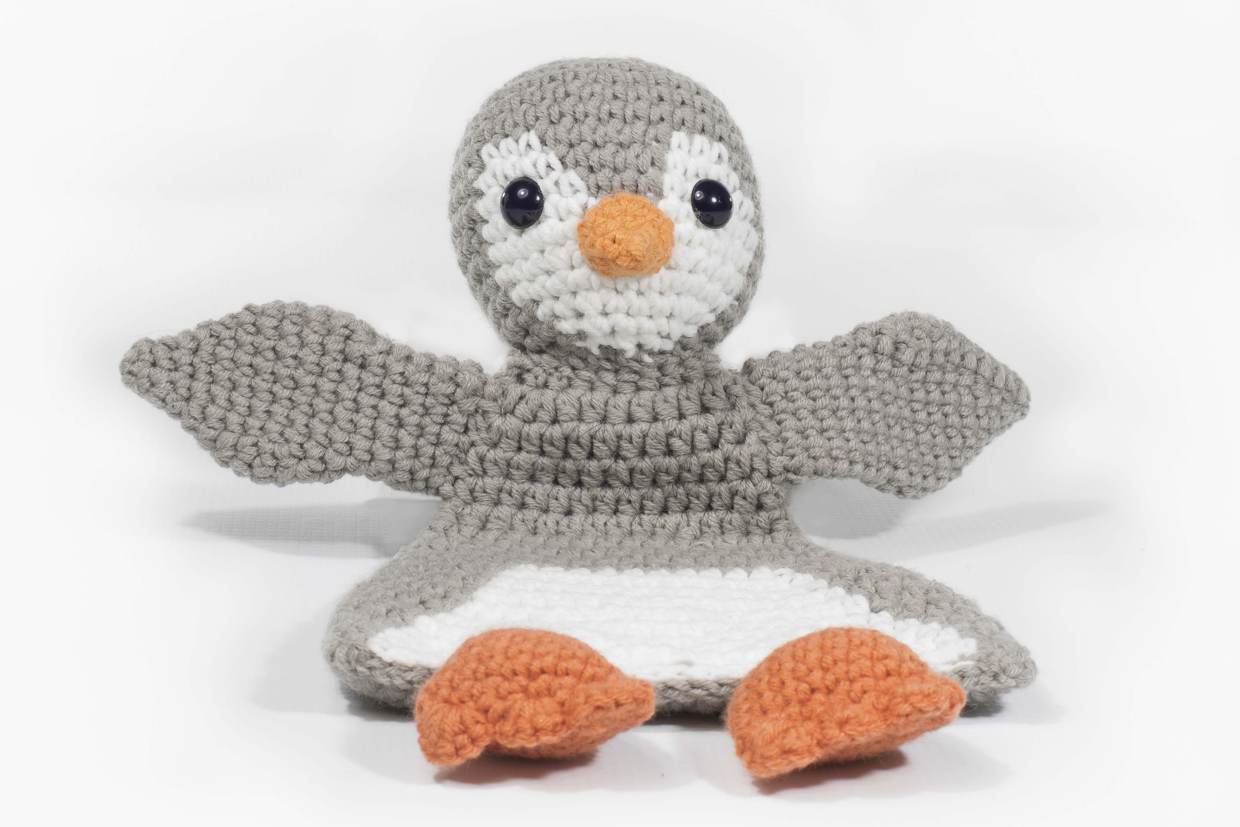 Pikkie Penguin Cuddle Toy