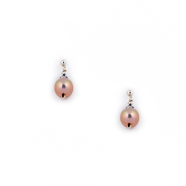 Jana freshwater pearl drop earrings