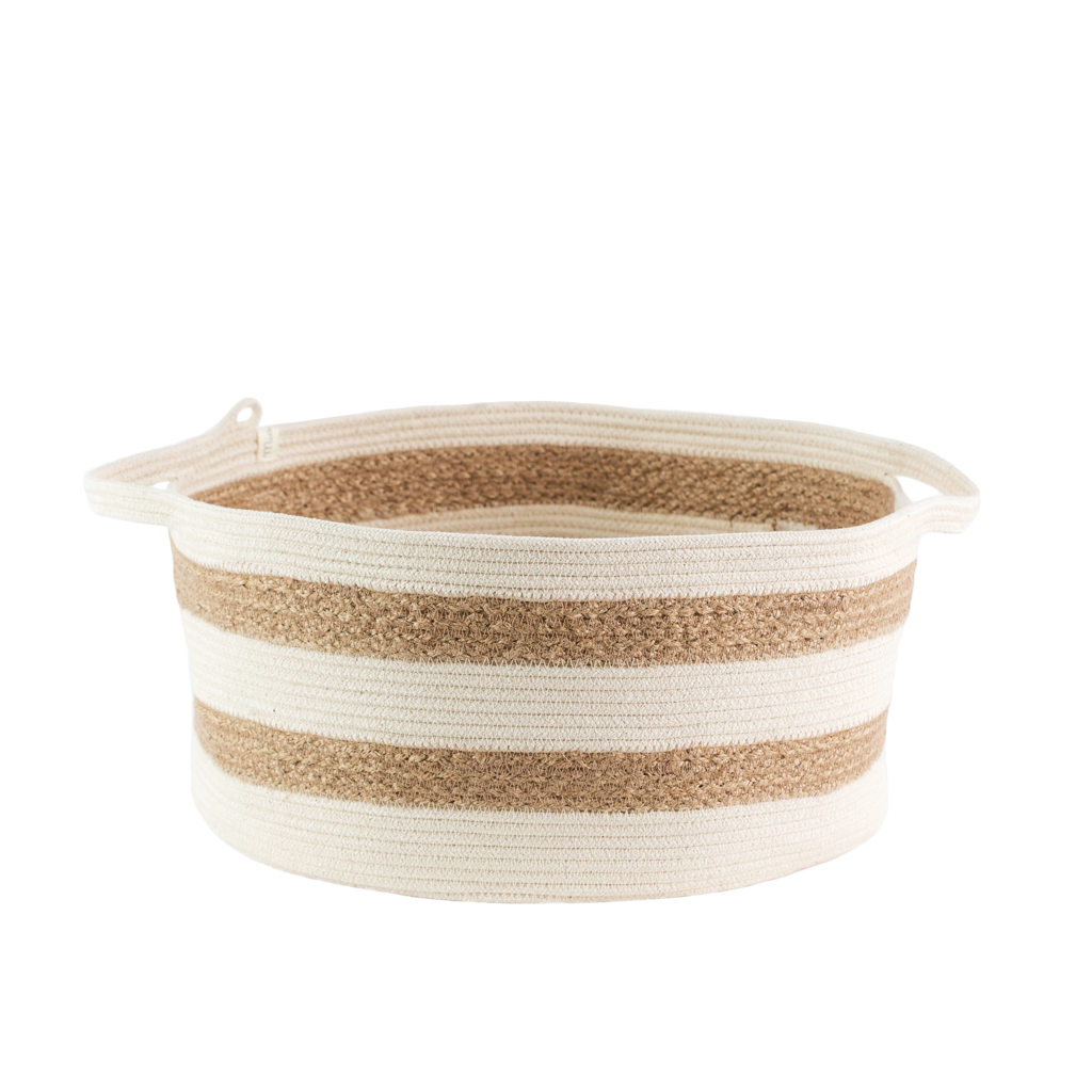 Handle Basket - jute