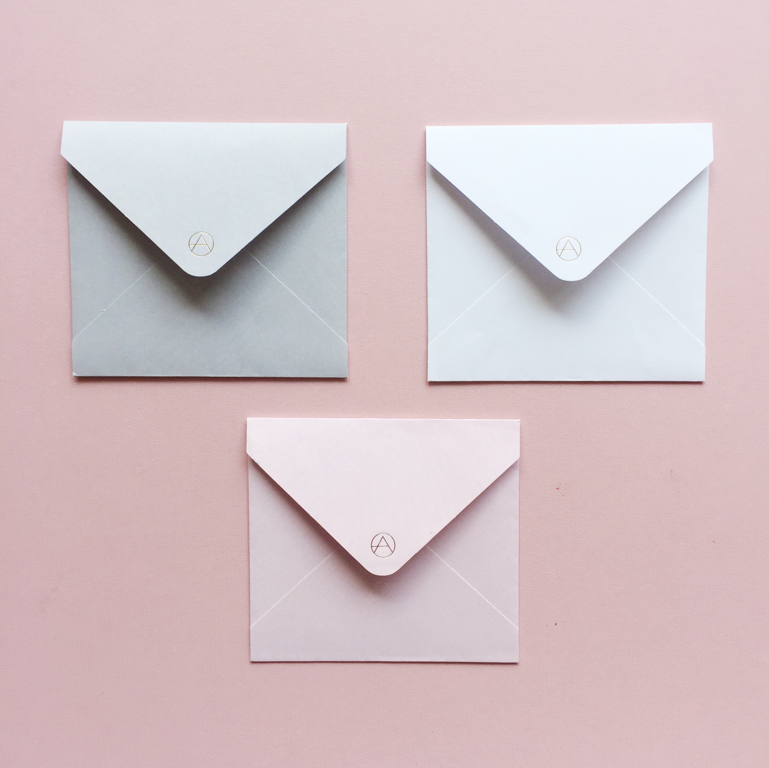 Minimalist Notecards: Variety Pack