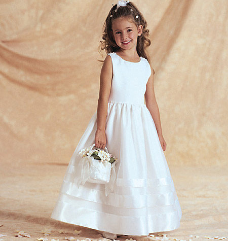 Adelina Flower Girl Dress