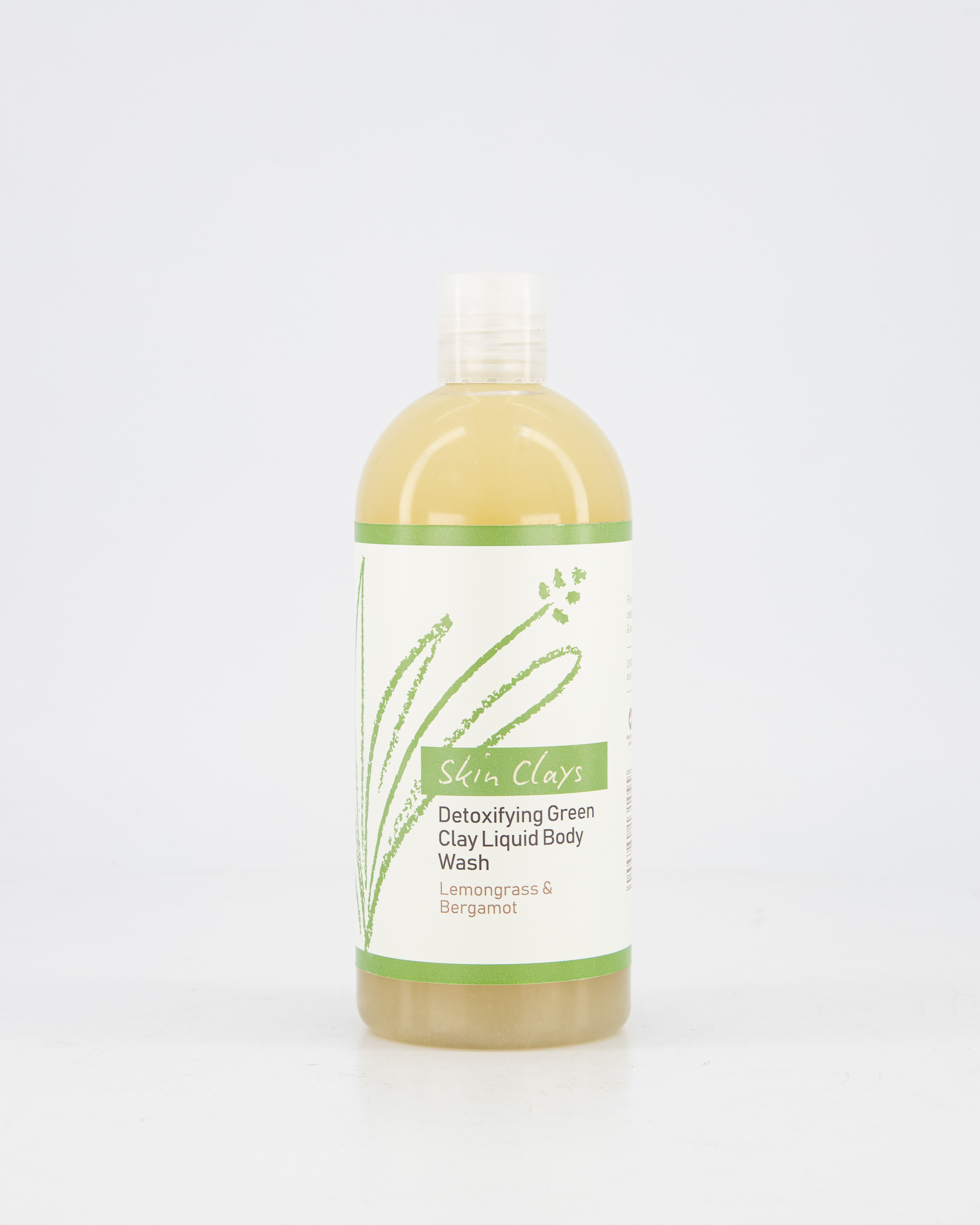 Detoxifying Green Clay Liquid Soap