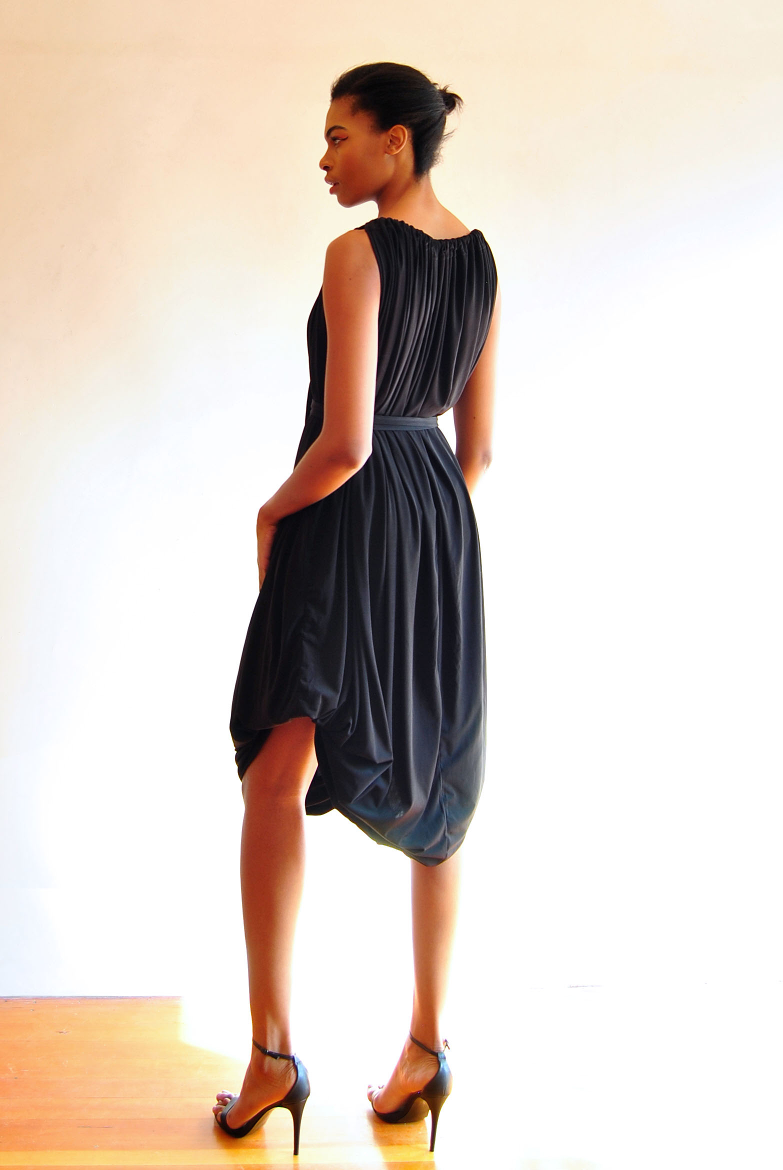 Myri Dress Black