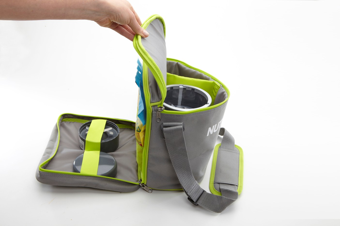 Stash your Nutribullet in this handy case and keep it safe!