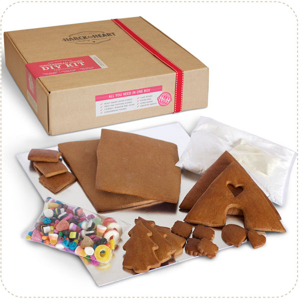 DIY KIT - Gingerbread House