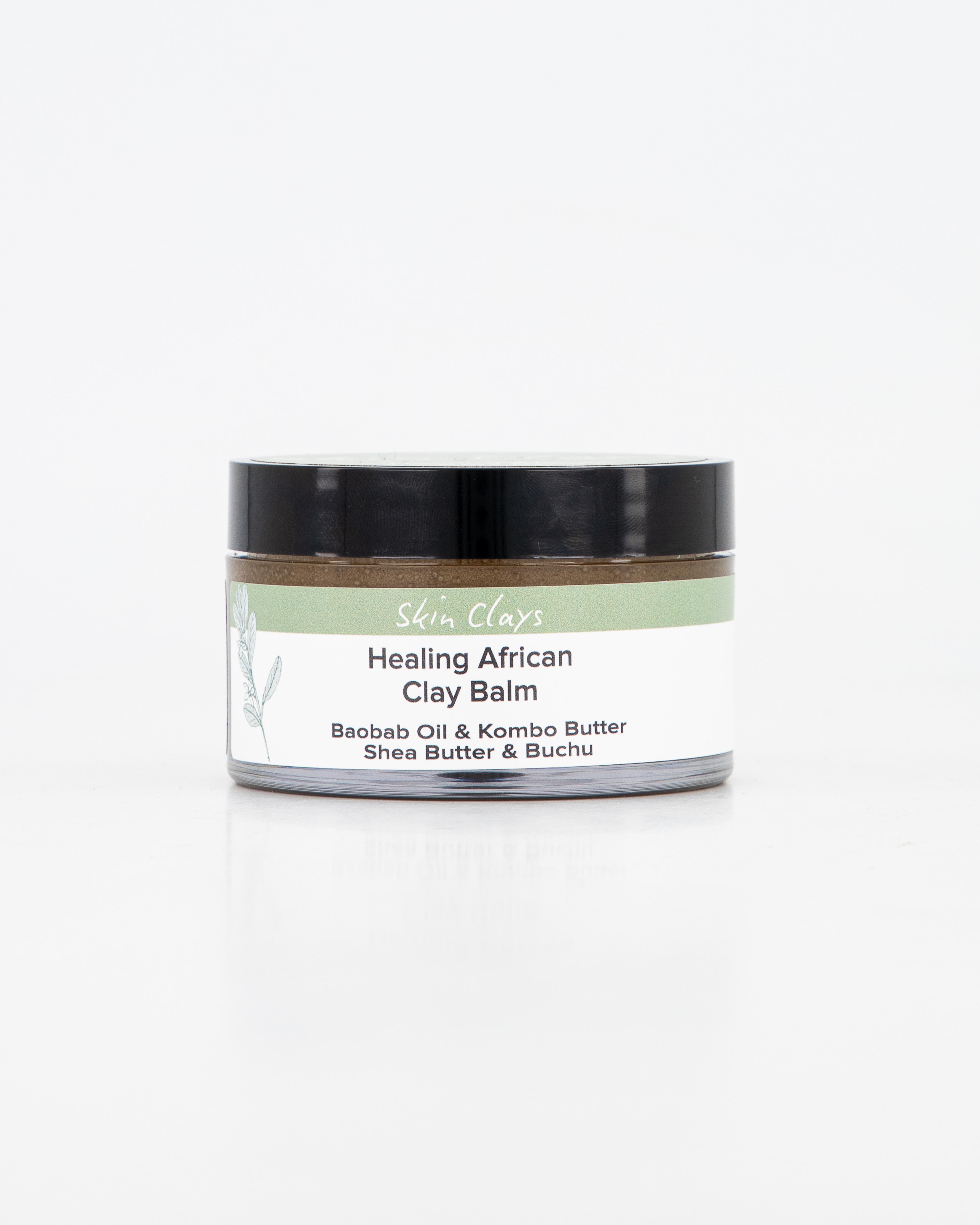 Healing African Clay Balm