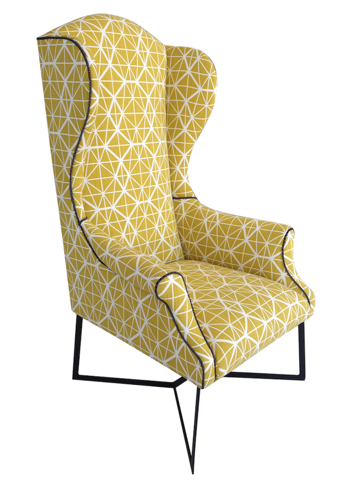 Rex Regal Wing Back Chair