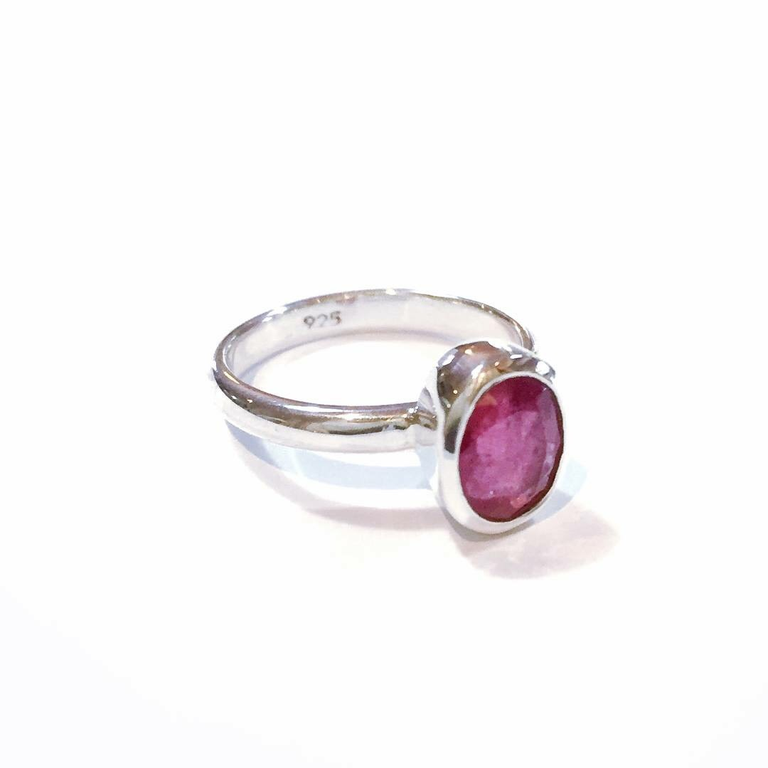 Lucy Ruby Ring