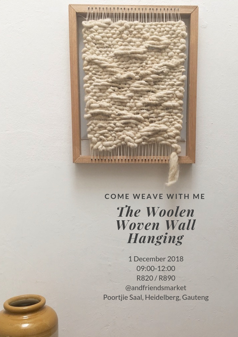 Greyroom workshop: Come weave with me
