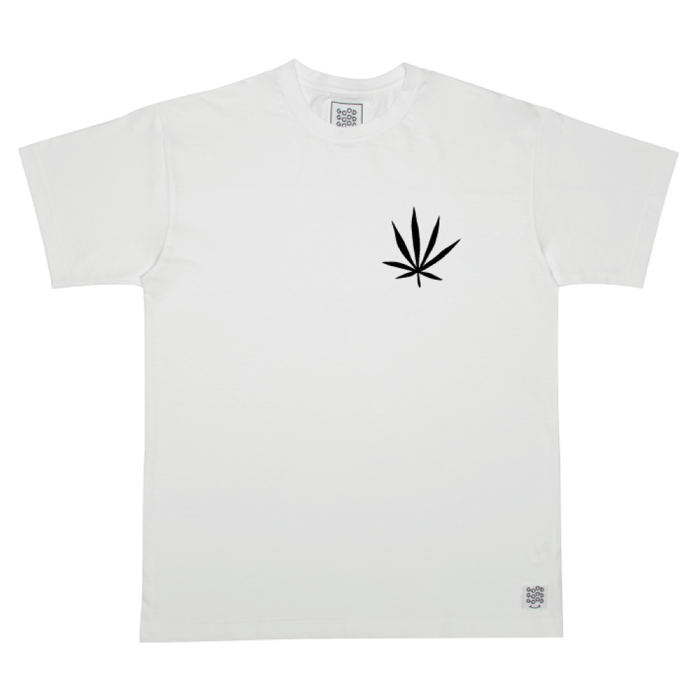 A 4/20 inspired T-Shirt in collaboration with illustrator Shaun Hill. 