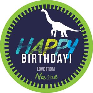 Gifting stickers - Dinos