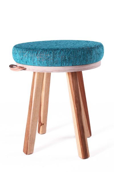 Short Drop Stool