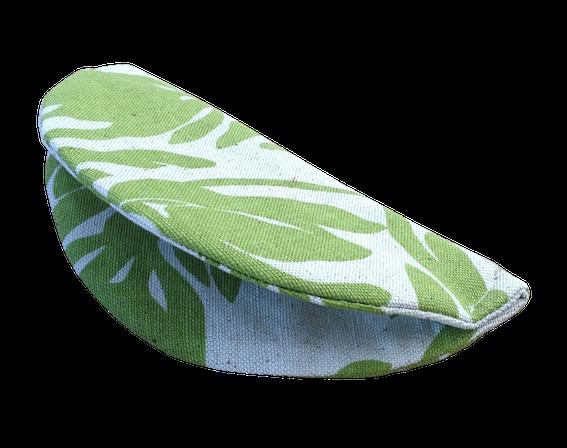 Plate Holder - Conebush (Olive on Natural)