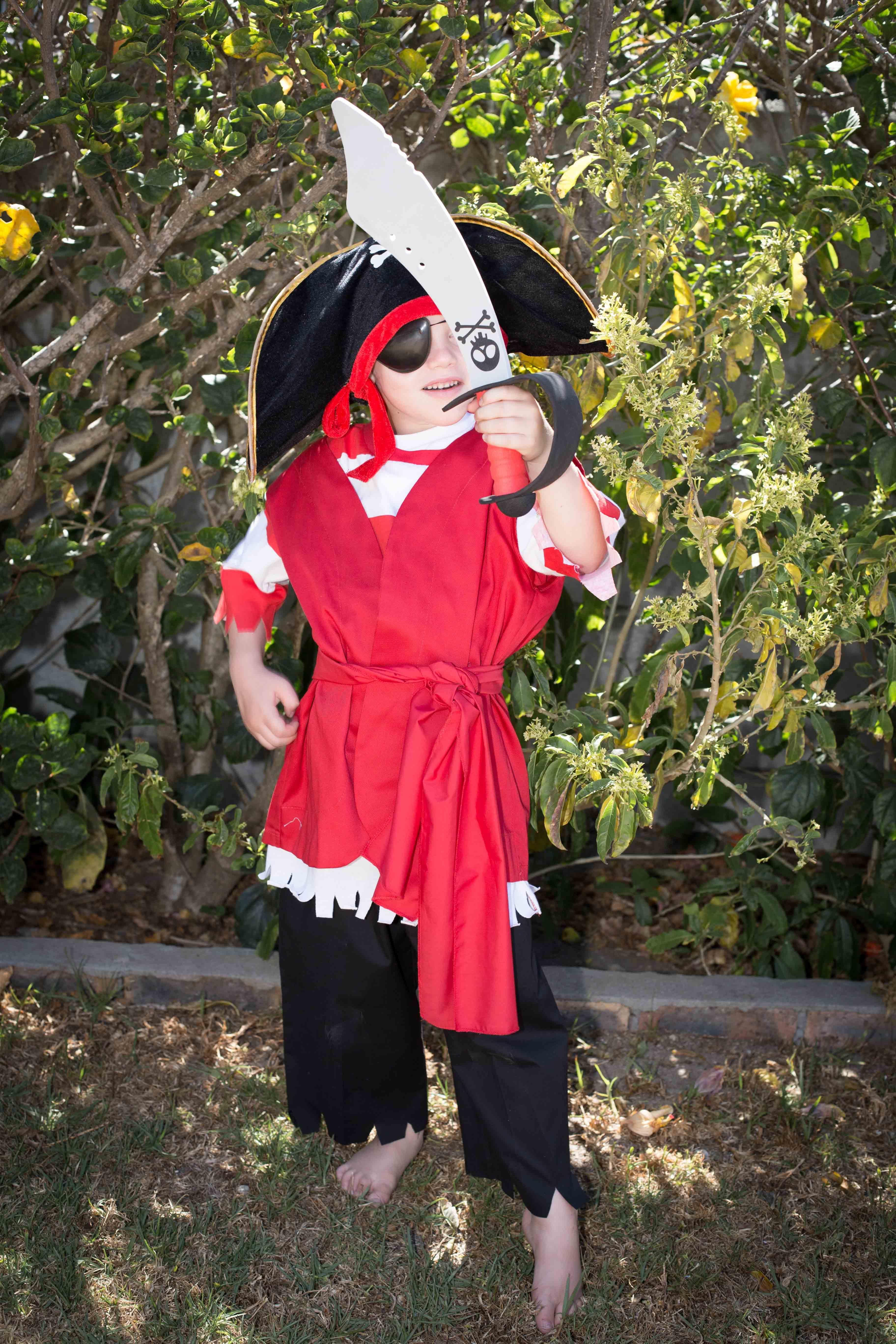 Ahoy Mateys Pirate Dress Up