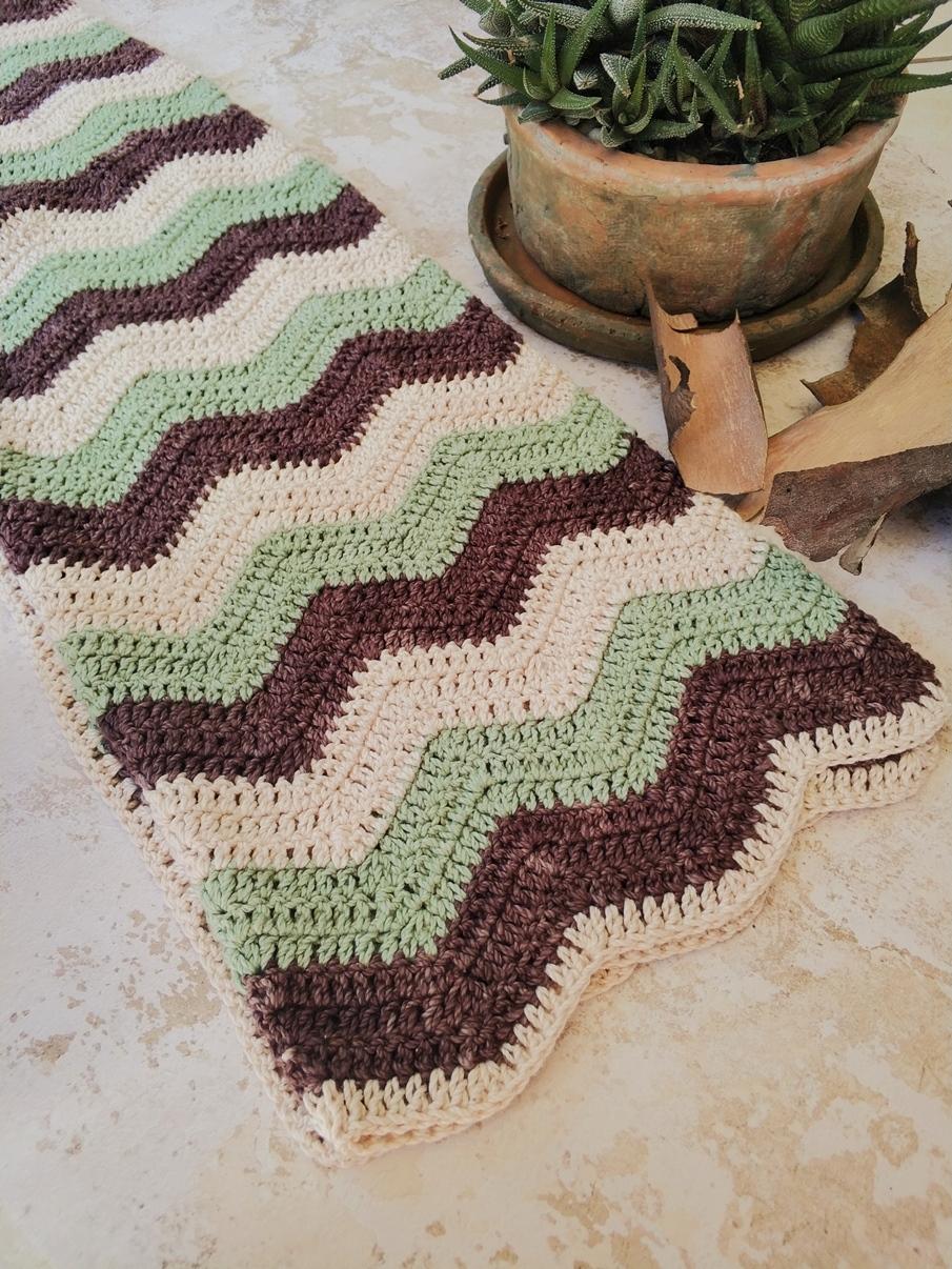 The Grace Blanket (Avo/Chesnut)