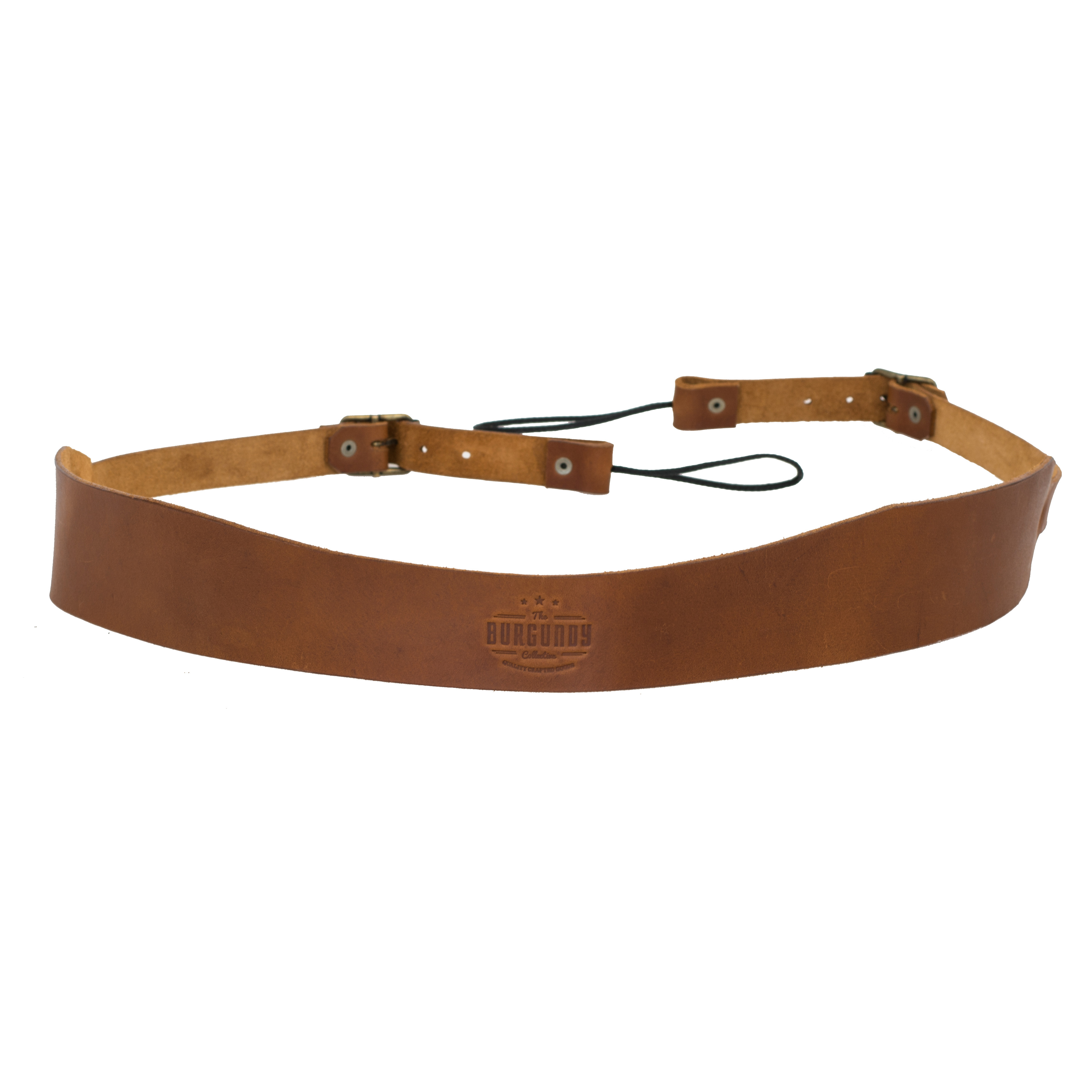 Our camera strap is constructed from the highest quality Natural Vegetable Tanned leather produced in South Africa. Designed to sit comfortable around your neck and keeping you camera secure, while looking super classy.    FEATURES:   Compatible with any standard camera body Shaped neck strap for optimal comfort Adjustable leather straps
