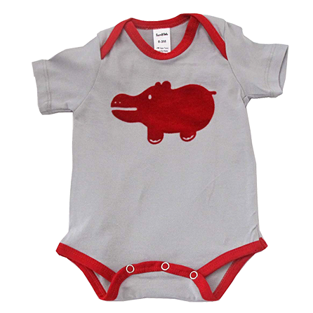Hippo onesie (click for colours)