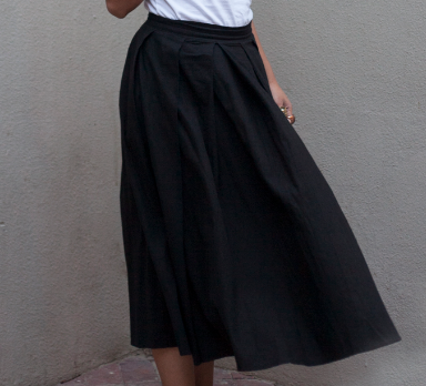 Olga Dirndl Skirt