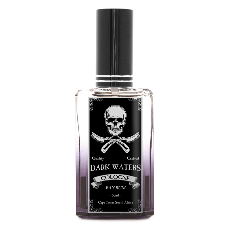 Dark Waters Cologne – BAY RUM (50ml)