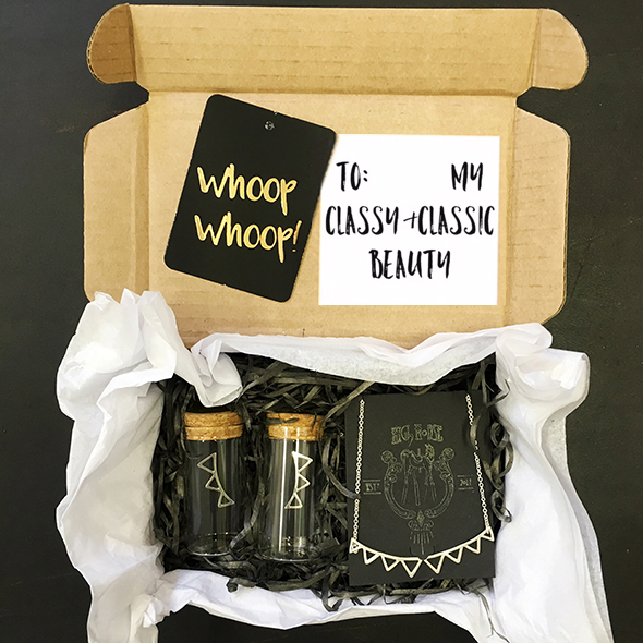 The Classic and Classy Beauty Gift Set