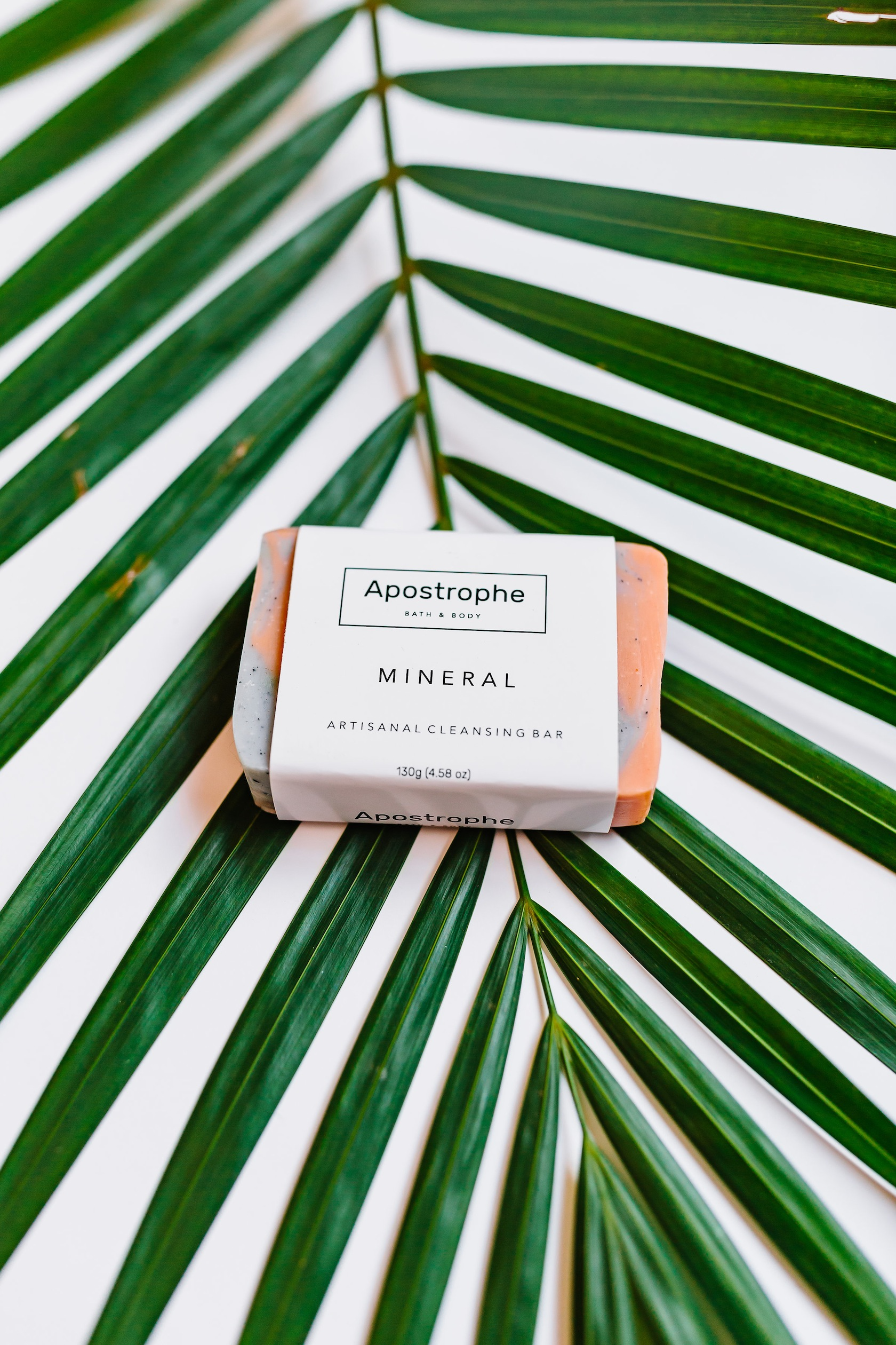 Mineral Cleansing Bar