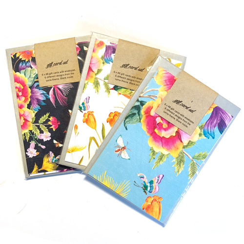 Meadow Gift Card Set