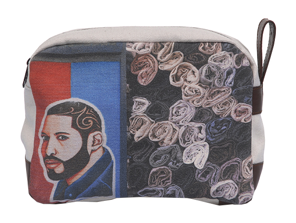 Barbershop Toiletry Bag