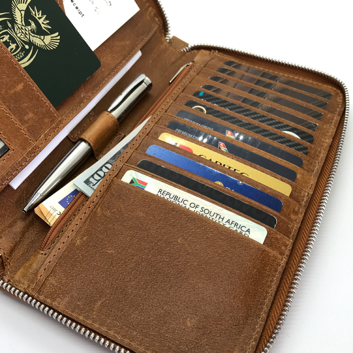 This is the perfect travel wallet for your next trip. 