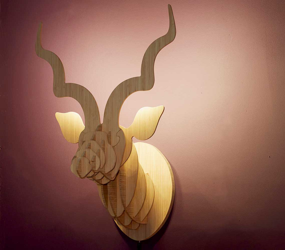 Kudu Light Bamboo