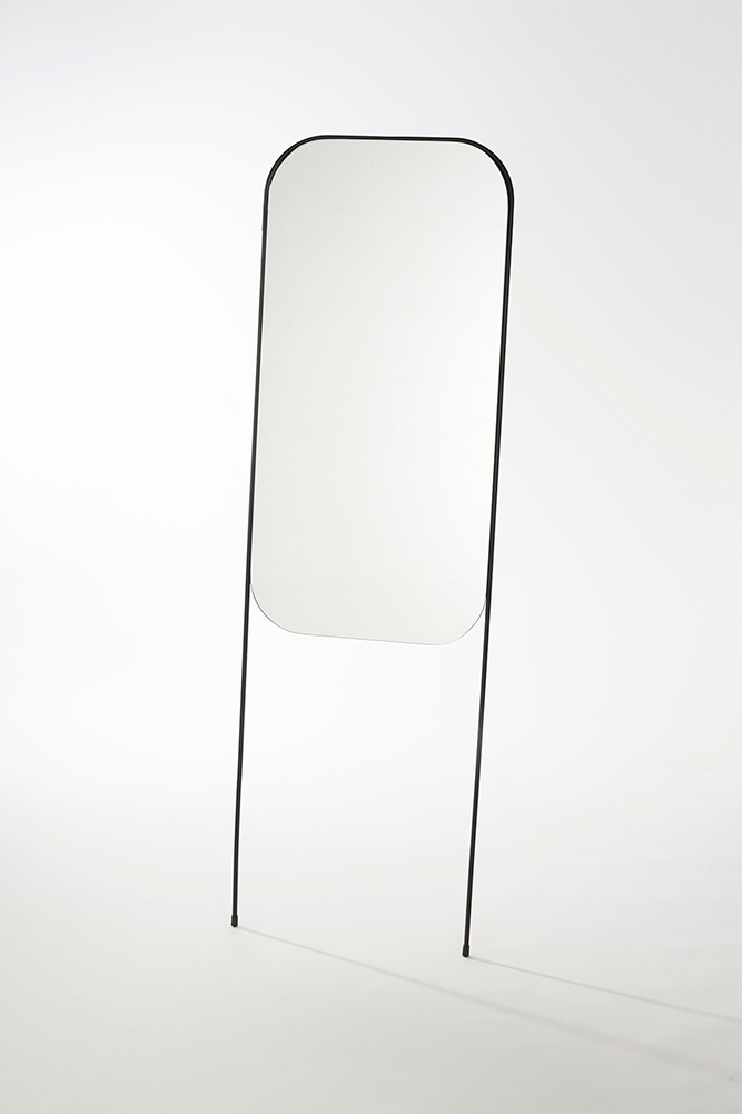 Long leg mirror jasper eales original online shop for Long glass mirror