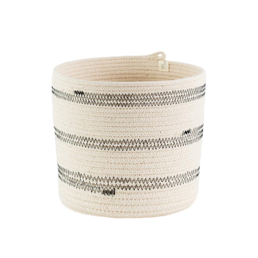 Cylinder Basket - stitch
