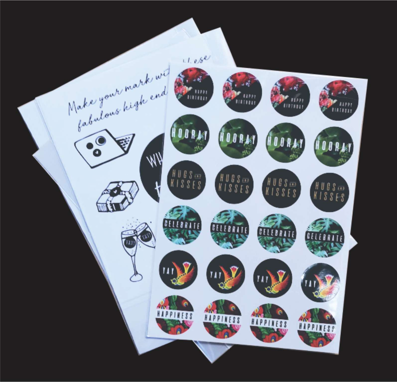STICKERS GIFT