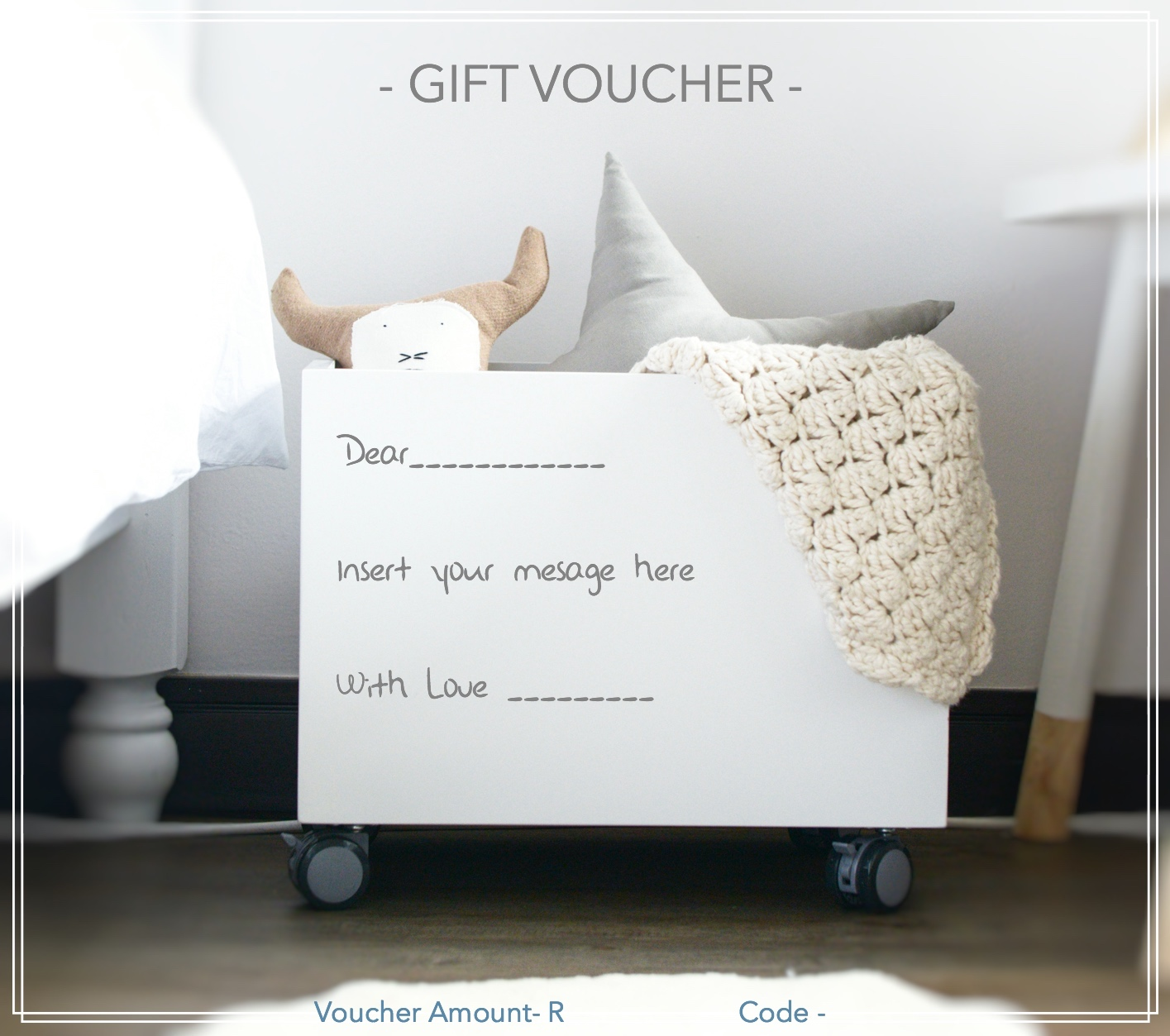 Want to spoil someone special but not sure what to get?