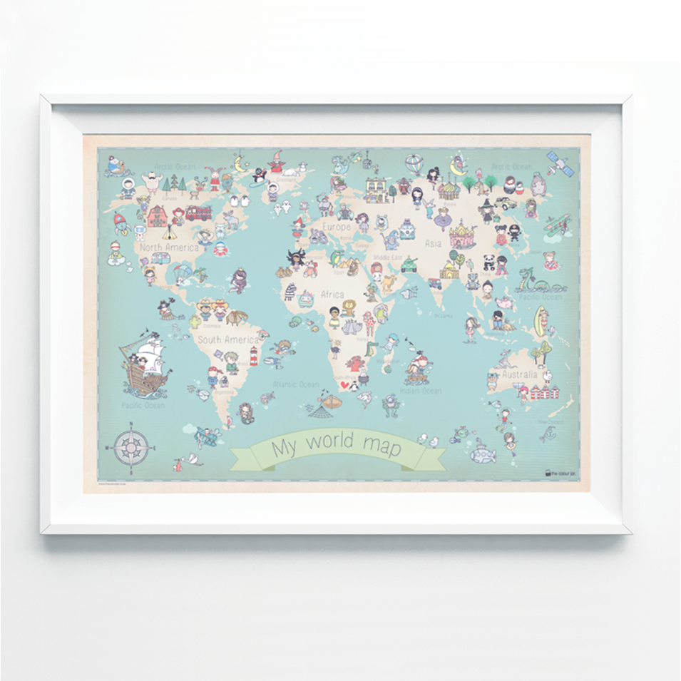 NEW UPDATED ILLUSTRATIONS!