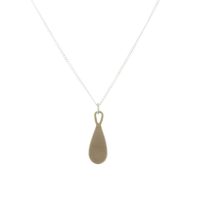 Raindrop pendant
