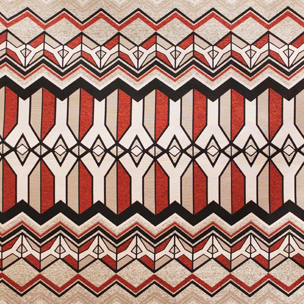 SA Flag Chevron rug