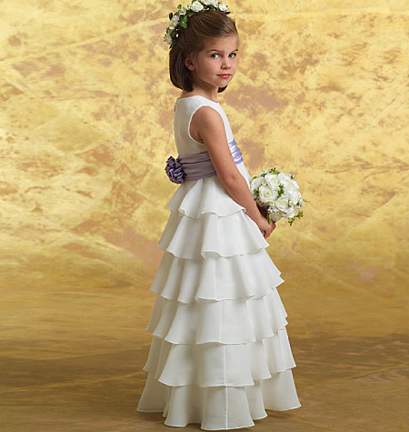 Bedelia Flower Girl Dress