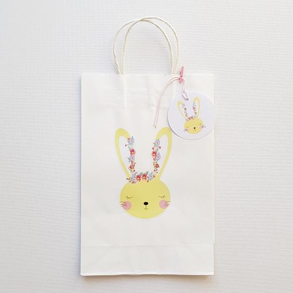 gift bag & tag