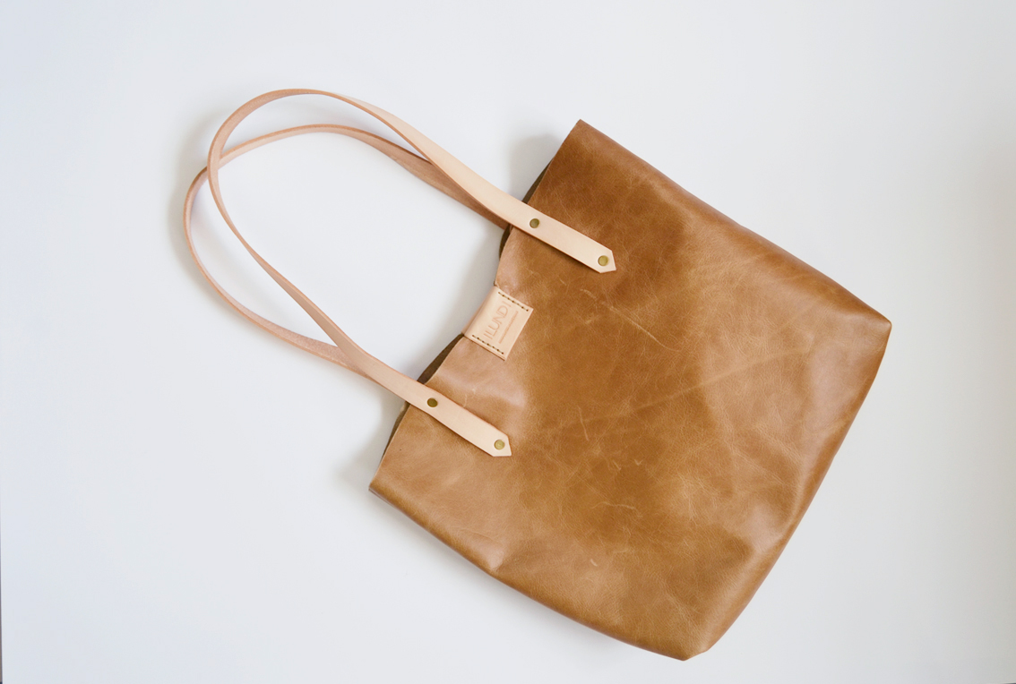 Soft Tote bag - hazel