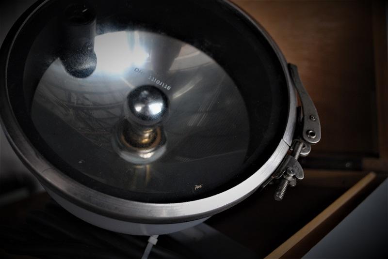 Vintage Marine Daylight Signaling Lamp (Tagsignalscheinwerfer)
