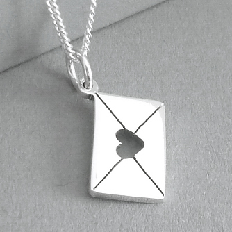Loveletter Pendant on Chain