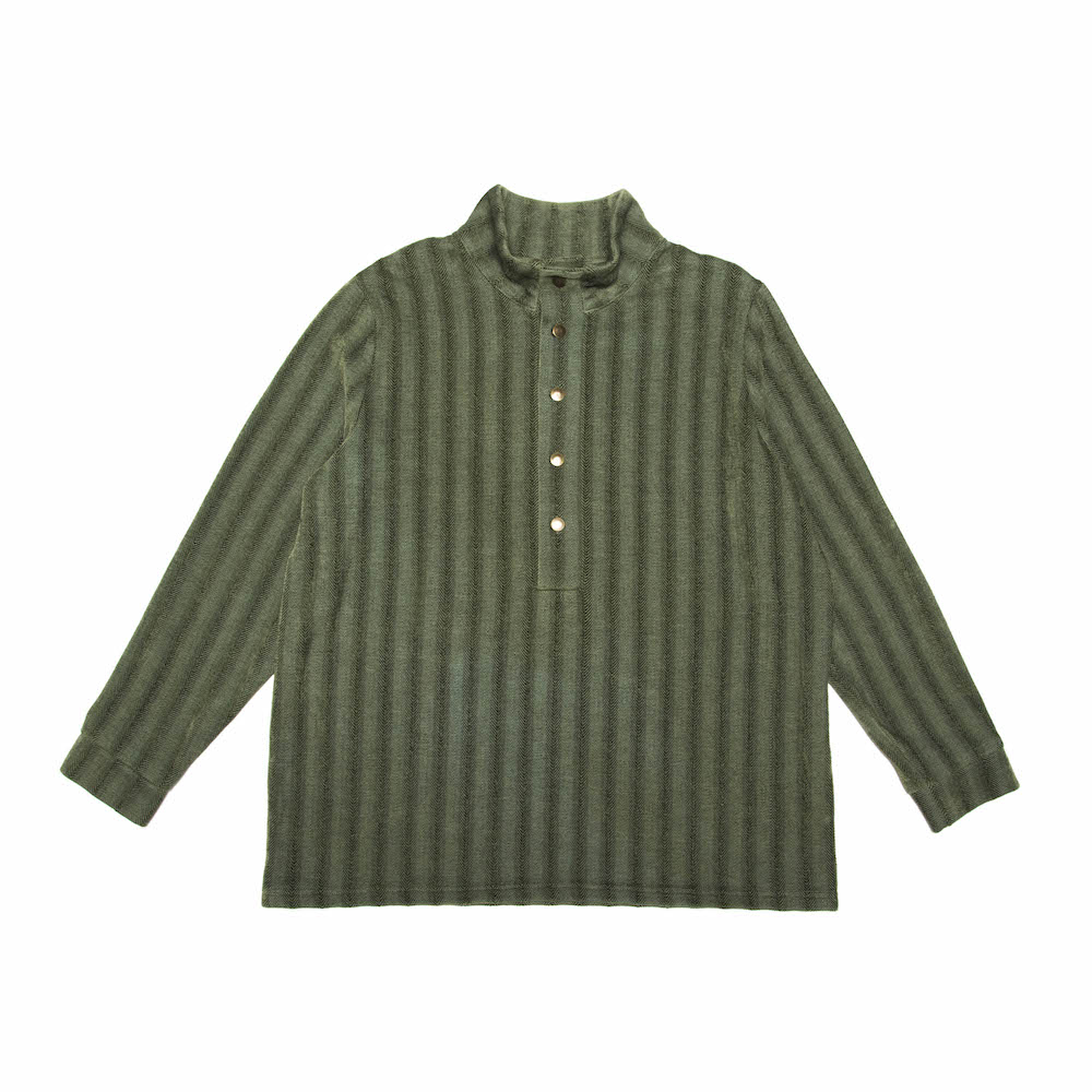 Stand Collar Sweater - 'Free Fall' - Good Good Good x Shaun Hill