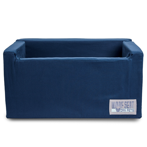 Woof Seat Deluxe - Navy (Colours Range)