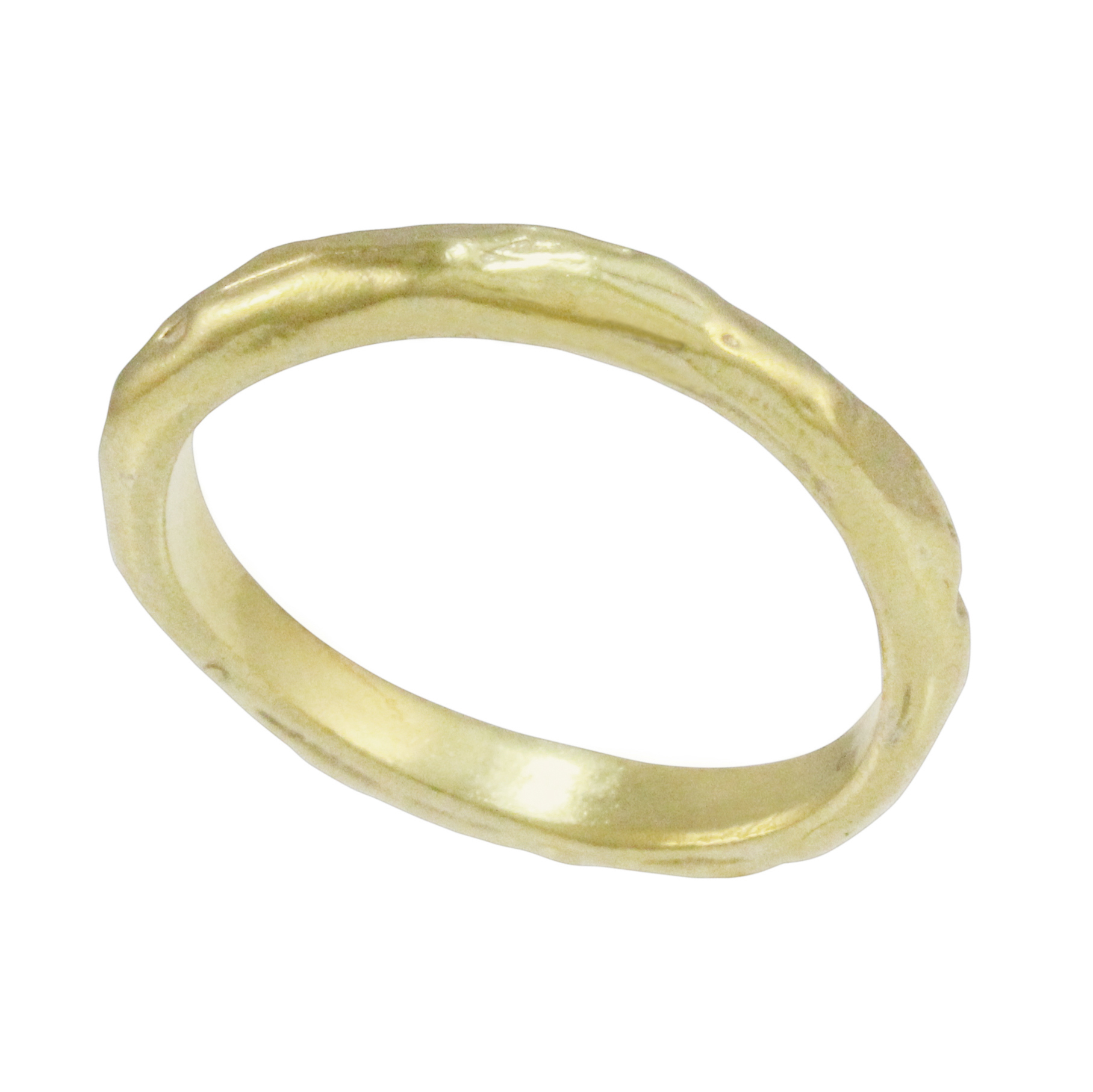 9ct Yellow Gold Stack Ring