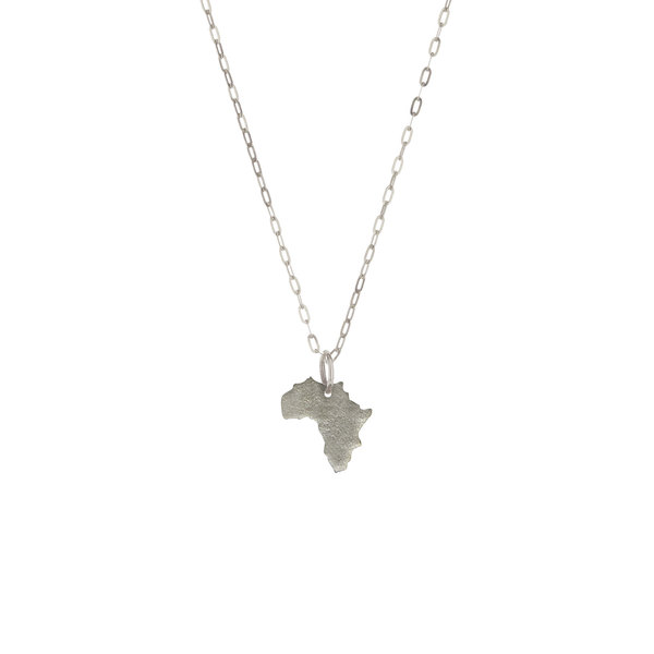 The  Silver Africa  pendant features a  Africa that can  be manufactured in Gold, Silver, Brass, Stainless steel,Platinum.
