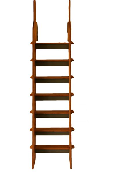 Woof Top Ladder FOR BUNKS