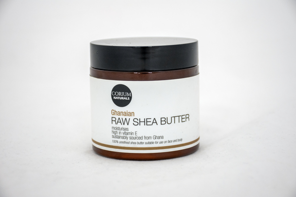 200ml Ghanaian Raw Shea Butter