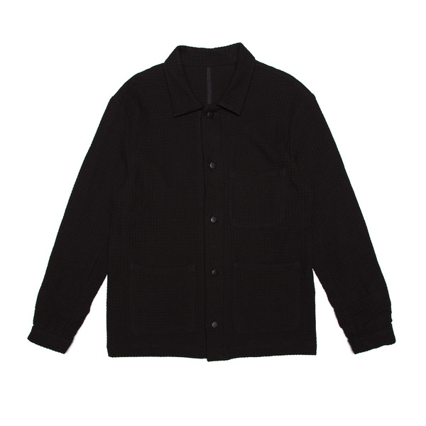 Classic Work-Wear Jacket - Black