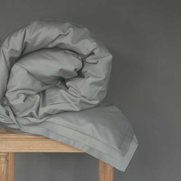 Signature Collection - Double Oxford Duvet Covers - Shadow on Shadow