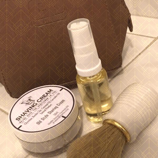 Shaving Cream - Old Style